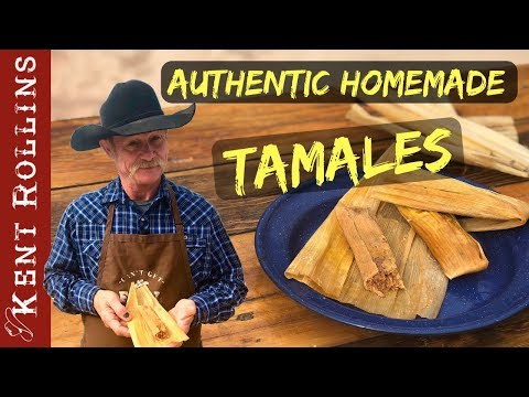How to Make Tamales Authentic Homemade Tamales