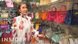 Fingerprint-Protected Closet In Singapore | Bonkers Closets