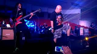 FTG - Rozana live at Rockstage II Sound Of War, KL 2017