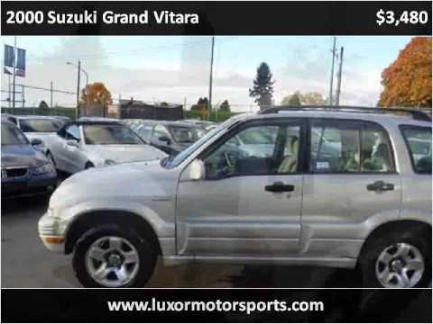 Xxx Mp4 2000 Suzuki Grand Vitara Used Cars Burnaby BC 3gp Sex