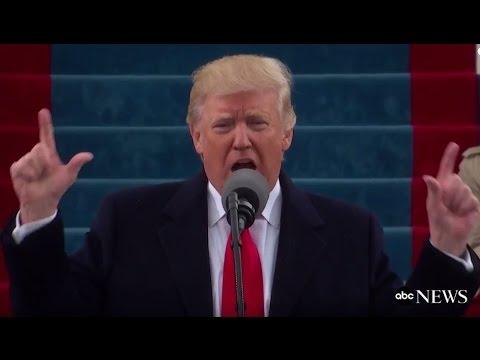 Trump Inauguration Speech FULL ABC News