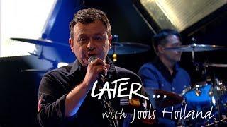 Manic Street Preachers perform International Blue on Later... with Jools Holland