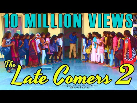 THE LATE COMERS 2 Girls version A Latest Comedy Short Film by SHRAVAN KOTHA