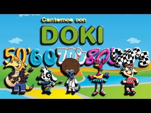 Doki Canciones Retro Decadas Karaoke