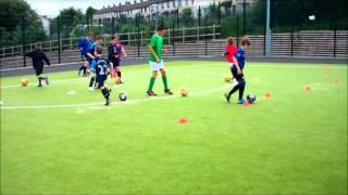 Premier League Academy Coaching Clinic, Part 2