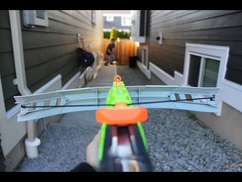 Nerf War! First Person Shooter!