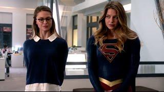SUPERGIRL 1x09 Clip 4 - Blood Bonds (2016) Melissa Benoist David Harewood CBS HD