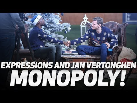 Xxx Mp4 SPURS MONOPOLY Jan Vertonghen And Expressions Go Head To Head 3gp Sex