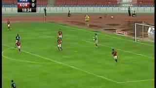 U23 Malaysia vs U23 South Korea (Friendly Match - 1st Half Time)