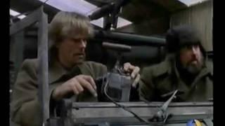 Los inventos de MacGyver (4) - Jeep supersónico