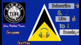 Bossla - TicTic Instructions Time ( Crix Riddim ) St Lucia Kuduro 2017