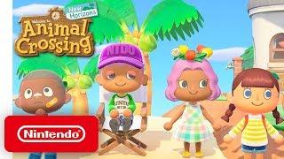 Animal Crossing: New Horizons - Nintendo Direct 9.4.2019 - Nintendo Switch
