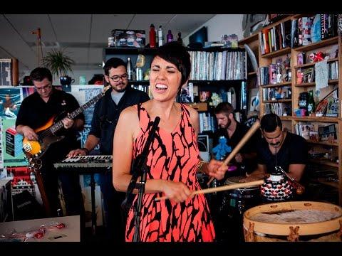 Gina Chavez NPR Music Tiny Desk Concert