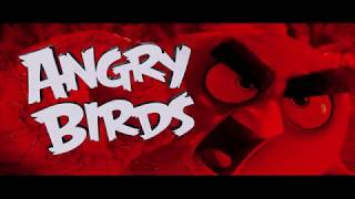 Angry bird funny scene in