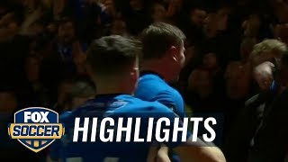 Rochdale vs. Tottenham Hotspur | 2017-18 FA Cup Highlights