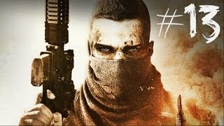 Spec Ops The Line - Gameplay Walkthrough - Part 13 - Mission 10 - THREE RING CIRCUS