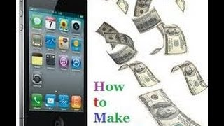 APPDOWN - How to make money Quick & Easy! Downloading FREE apps!!
