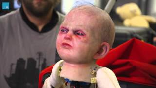 Exclusive: Behind the Scenes With Devil Baby | Mashable