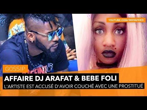 Affaire:  DJ Arafat et