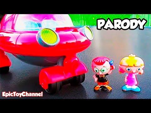 Xxx Mp4 LITTLE EINSTEIN S From Disney Junior LEO ANNIE And Pat Pat Rocket Jump On Trampoline 3gp Sex