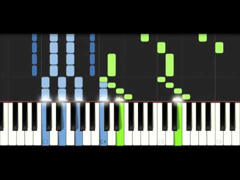 Tobu Syndec Dusk Piano Tutorial