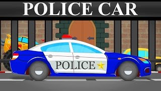 police car | formation and uses
