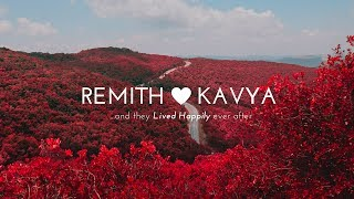 Romantic Kerala Wedding Highlights 2017   Remith + Kavya   Knotty Tales by FH Media