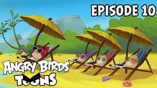Angry Birds Toons | Off Duty - S1 Ep10