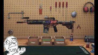 Zula - Upgrading HK417 EUROPE +5 | *SUPER UNLUCKY*