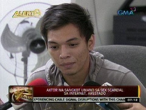 Xxx Mp4 24 Oras Aktor Na Sangkot Umano Sa Sex Scandal Sa Internet Arestado 3gp Sex