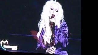 Christina Aguilera - Purple Rain |Prince Tribute (Full) Mawazine 2016