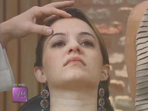 Sobrancelha ideal para cada tipo de rosto (11/10/2011) - Você Bonita