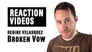 Regine Velasquez sings Broken Vow | REACTION