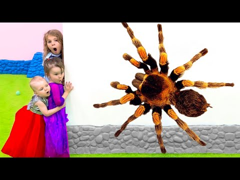 Five Kids Magic Animals Song more Children s Songs and Videos
