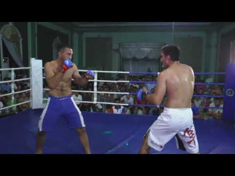 Xxx Mp4 MAKHMUD ROZIYEV UZB Vs ILYA KZ PROF FIGHT 3gp Sex