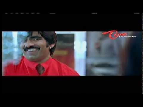Funny Fight Scene Between Raviteja - Raghu Babu Gang