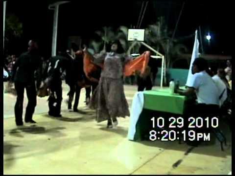 Danza Diablos COBATLAC 2010 11