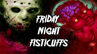 Friday Night Fisticuffs Halloween - Terrordrome / Darkstalkers