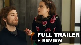 Me Before You Official Trailer + Trailer Review : Beyond The Trailer