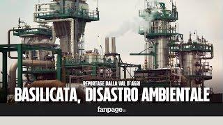 Il costo del petrolio: Basilicata, il disastro ambientale della Val d'Agri