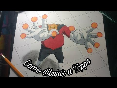 Xxx Mp4 Como Dibujar A Toppo Paso A Paso Dragon Ball Super 3gp Sex
