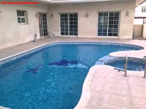 Mirdif 5 Br Compound Villa For Rent @ 170K In 2 Cheques