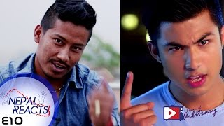 What do you think about Anmol K.C. as an Actor? Nepal Reacts!