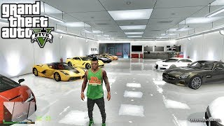 GTA 5 MOD #162 LET'S GO TO WORK (GTA 5 REAL LIFE MOD) #NOSLEEP