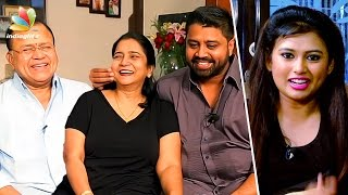 My Uncle Radharavi Is Sweetest Once You Know Him : Ike Interview | Sangili Bungili Kadhava Thorae