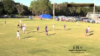 Alexandra Perez #9 Soccer Highlights