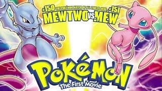 Pokémon: The First Movie (Trailer Remastered) Blu-ray 1080p