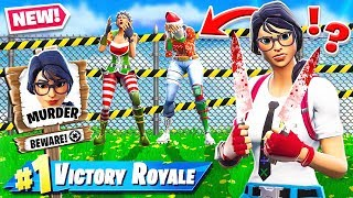 Murder FORTNITE  MYSTERY *NEW* Game Mode in Fortnite Battle Royale