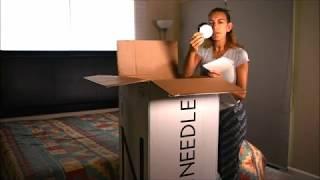 Tuft & Needle Unboxing