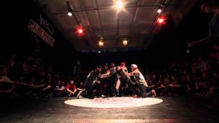 BUCK MOTION | KRUMP SHOWCASE | P.L.U.R. BATTLE - HARD DIVISION 2014